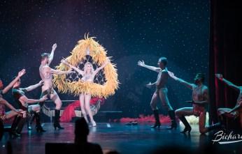 Julie Mist at the Burlesque Hall of Fame Weekend 2016. Copyright: John-Paul Bichard