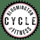Bloomington Cycle & Fitness logo