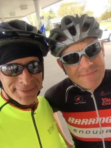 David Hirsch and Phil Lageschulte