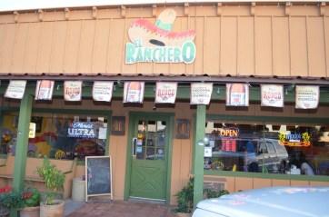 Dinner at the Ranchero in Wickenberg.