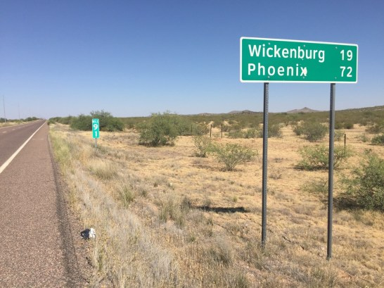 The long road ahead to Wickenberg