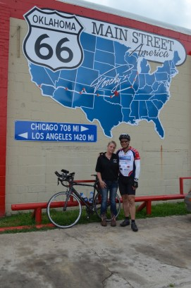 One of the Dads Honor Ride donors. Hey, only 708 miles to go. I think I can do this.