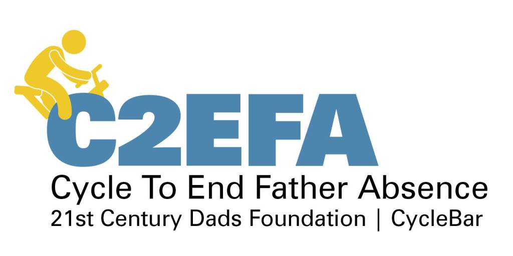 Cycle to End Father Absence logo