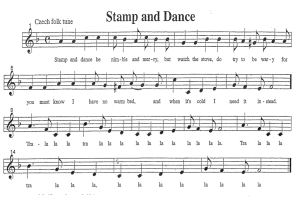 stamp-and-dance