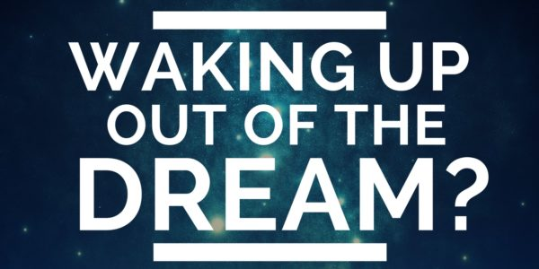 Image result for waking up out of a dream image