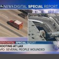 TSA Officer Shot and Killed, 3 Wounded in 'AR-15' Shooting at LAX Airport