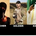 Butcher, Soldier, King: The Truth About ISIS, Chris Kyle and The Saudi King