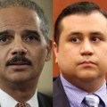 Holder Stands Down on George Zimmerman, DOJ Won't File 'Race' Charges