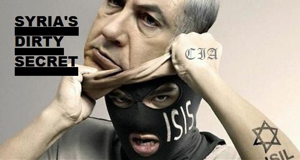 1-Israel-ISIS-Mossad