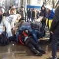 GLADIO STRIKES: Explosion at Peace Rally in Kharkov, Ukraine