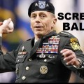 David Petraeus: Soldier, Leaker, Traitor, or Just 'Whipped'?