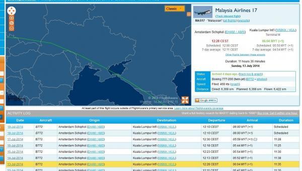 FlighAware-MH17-2