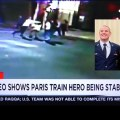 Paris 'Train Attack Hero' Stabbed During Gay Club Bust-Up in Sacramento