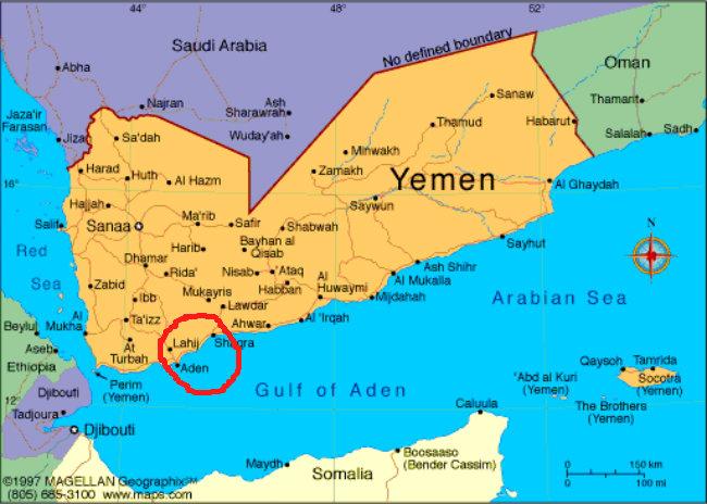 map-of-yemen