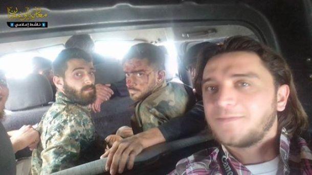 muawiya with soldiers