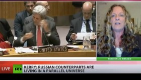 Vanessa Beeley on RT: 'Terrorist Factions Have Been Imposed on Syria by US-NATO-GCC Coalition'