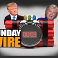 Episode #159 – SUNDAY WIRE: 'Tick-Tock USA' with guests Dr Marcus Papadopoulos, Basil Valentine