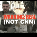CNN Fake News vs Real News: First Images of Abandoned Terrorist Facilities in East Aleppo, Not From CNN