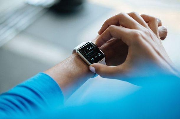 Smart Watch. Source: WikiCommons. URL: https://commons.wikimedia.org/wiki/File:Smartwatch-828786.jpg#/media/File:Smartwatch-828786.jpg