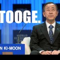US Puppet Ban Ki-Moon Finally Leaves the UN – After Gutting it from the Inside