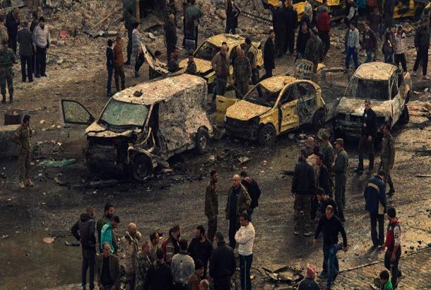 Homs attack 2