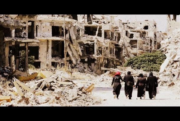 Homs women