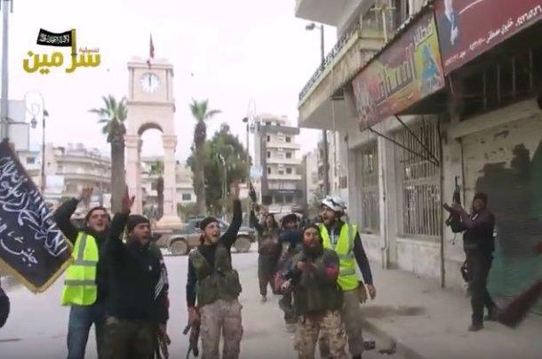 19 White Helmets Terrorists