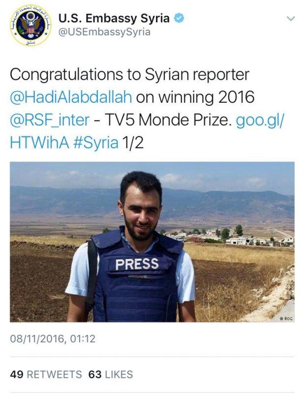 59 White Helmets Terrorists