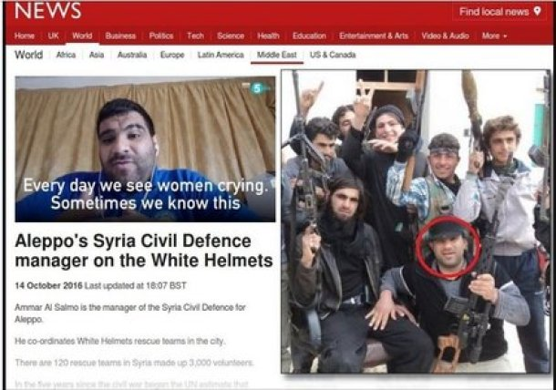 6 White Helmets Terrorists