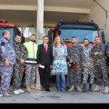 Award Given by REAL Syria Civil Defence Recognising Work of Vanessa Beeley
