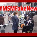 #FakeNews CNN Caught Staging 'Astroturf' Muslim Protest After London Bridge Attacks