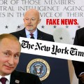 REALLY FAKE NEWS: New York Times Finally Retracts Its '17 Intelligence Agencies' Claim on Russia Hacking US Elections