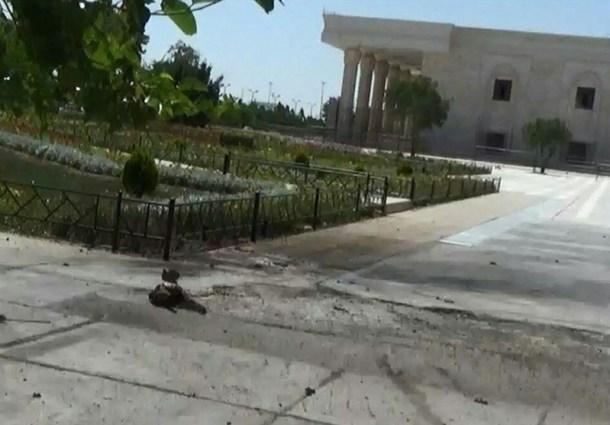 1 Tehran suicide bomb