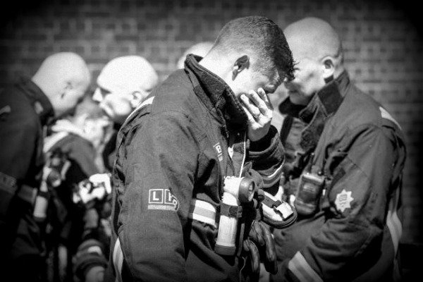 GRENFELL TOWER: Boris Johnson Gives Millions to Fake White Helmets in Syria, Makes Savage Cuts to London Fire Service