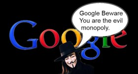 Google is the Engine of Censorship