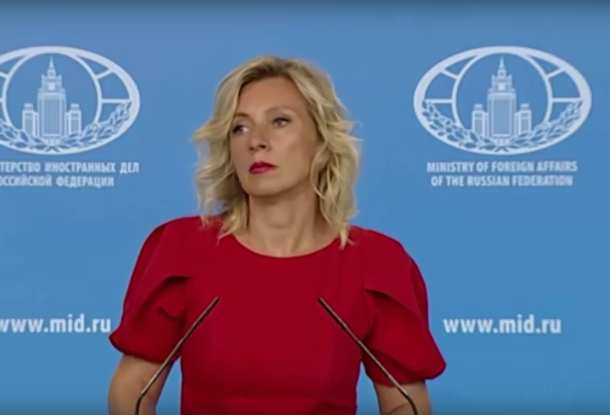 Zakharova Slams CIA Chief Pompeo: Stop Making Up Anti-Russian Fiction