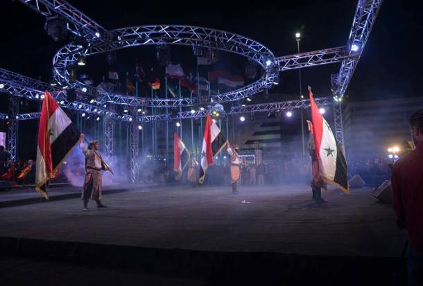 "Damascus International Fair ""Signifies Victory for Syria Against US Imperialism"""