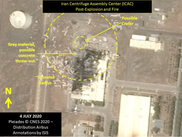 Photo of NYT Report: Israel Planted a Bomb at Iranian Nuclear Facility – 21st Century Wire