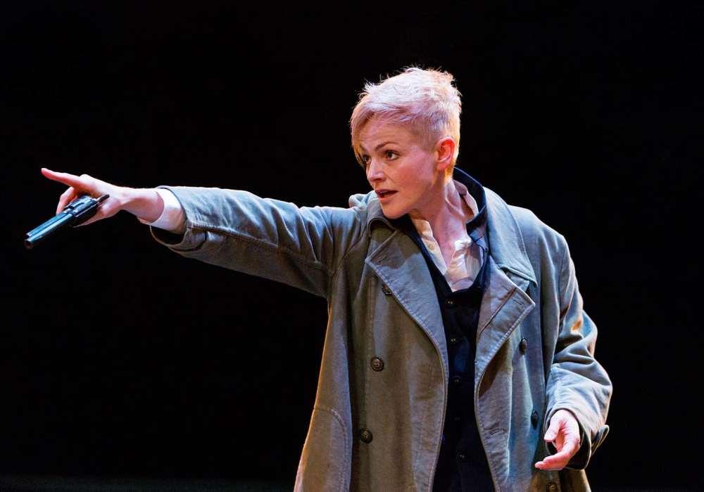 Maxine Peake talks Hamlet
