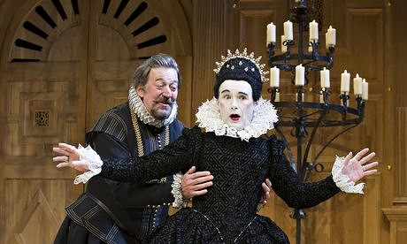 Ep. 8: <em>Twelfth Night</em> — Trevor Nunn's film (1996) and Rylance at the Globe (2012)