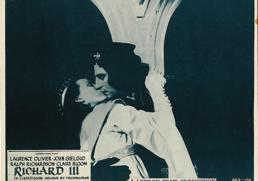Ep. 13 <em>Richard III</em> on film pt. 2: Lady Anne, Clarence, and adaptation changes