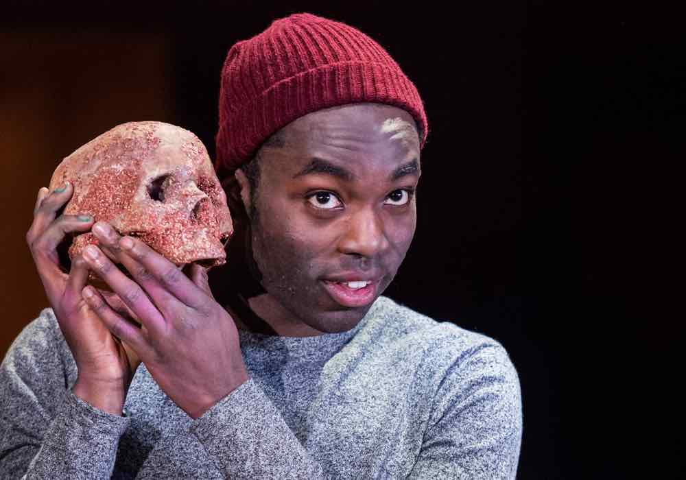 Ep. 21 & 22: Paapa Essiedu plays Hamlet at the RSC