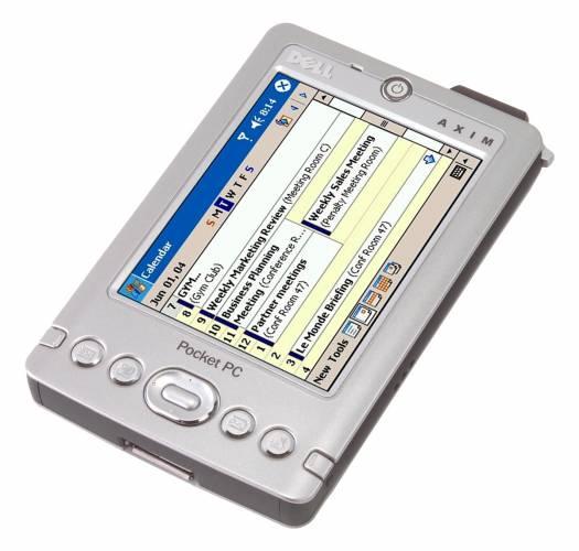 Tři nové modely kapesních počítačů Axim uvedla na trh americká společnost Dell. Dva z nich jsou vybaveny kombinací bezdrátových technologií Bluetooth a WiFi® standardu 802.11b.
