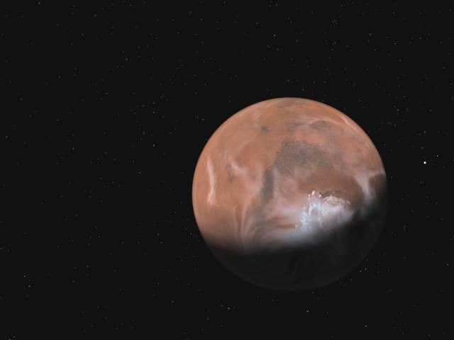 Mars je snad nejpopulárnější planeta, zejména v posledních dvou stoletích. I když je třetím nejmenším planetárním tělesem (po Merkuru a Plutu) a obíhá až jako čtvrtá planeta kolem Slunce, má (a hlavně v budoucnosti ještě může mít) pro lidstvo větší význam než kterékoliv jiné vesmírné těleso.