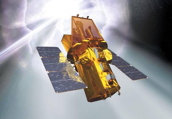 Americká družice Swift zachytila v uplynulém týdnu krátký záblesk gama paprsků na okraji velmi staré a vzdálené galaxie.