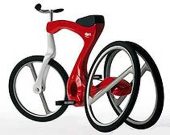 Vynález amerických odborníků by měl v budoucnosti usnadnit život rodičům i jejich dětem, které se zrovna učí jezdit na kole.