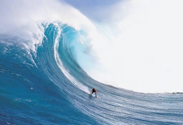 Za obřími vlnami už nebudete muset jezdit na Havaj nebo do Austrálie. Surfařské ráje by se v budoucnosti mohly nacházet i ve vnitrozemských státech.