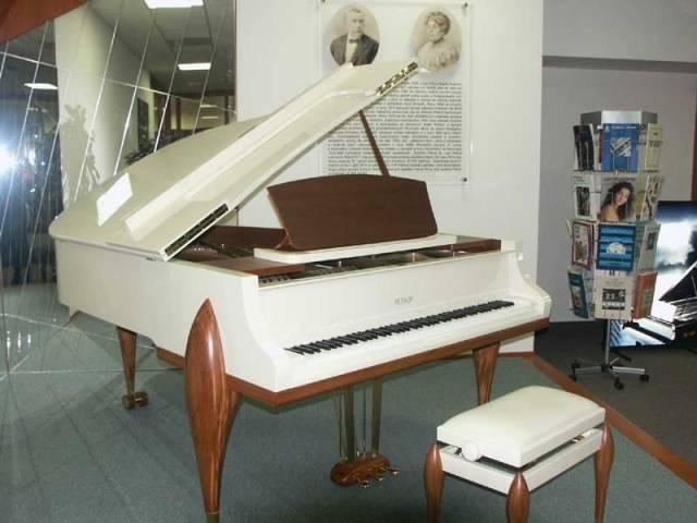 NOVINKA OD PETROFU Český klavír dobývá svět Společnost Petrof představila originální klavír, který se právem může pyšnit hned několika nej. Unikátní hudební nástroj má nejen jedinečný design, ale disponuje i speciální magnetickou akcelerační mechanikou MAA, která nemá ve světě obdoby.