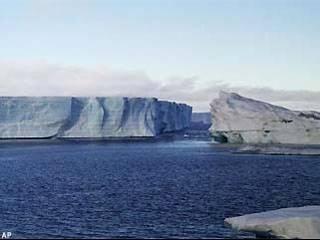 Jeden z ledovců, nacházejících se na Antarktidě, vydává tajemné zvuky. Podle německých výzkumníků, kteří jev popsali, jsou tyto zvuky podobné bzučení včel nebo ladění orchestru.