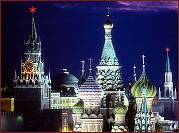 Rudé hvězdy umístěné na dominantě Moskvy Kremlu slaví výročí. Letos v listopadu tomu bylo už 70 let od doby, kdy se nad Moskvou poprvé rozzářily.